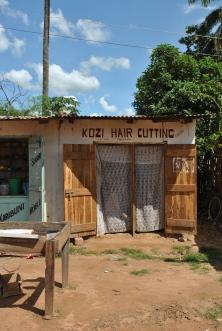 cozy haircutting