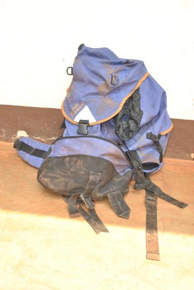 poor backpack