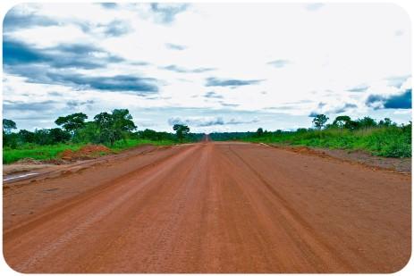 the long way to Mpanda